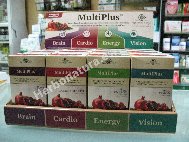 Nuevos productos multinutrientes de Solgar en herbonatura.es