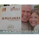 50 Plus Jalea Omega3 Bipole 20 ampollas INTERSA en Herbonatura.es
