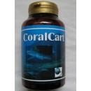 Coral Cart coral marino, cartílago de tiburón y vitamina C 120 cápsulas MAHEN en Herbonatura.es