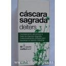 Cáscara Sagrada 60 cápsulas DEITERS en Herbonatura.es