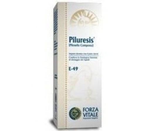 Piluresis, Pilosella Composta Drenante, 100ml. FORZA VITALE