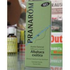 Aceite Esencial Albahaca Sagrada (Ocimum sanctum) 5ml. PRANAROM