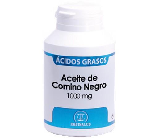 Aceite de Comino Negro 1000mg. 120 perlas EQUISALUD