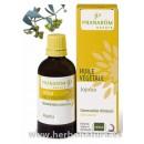 Aceite Virgen Jojoba 50ml. PRANAROM en Herbonatura.es