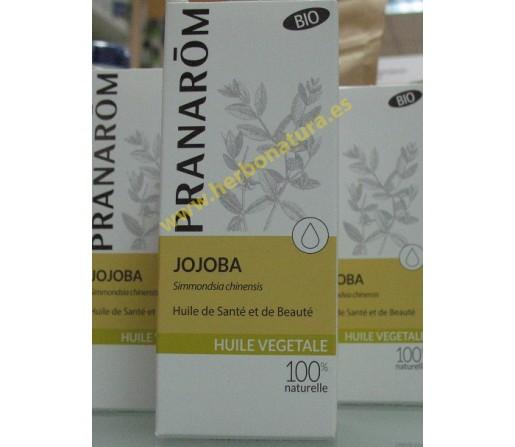 Aceite Jojoba Biológico (Simmondsia chinensis) 50ml. PRANAROM