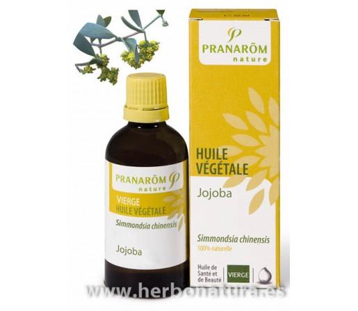 Aceite Virgen Jojoba 50ml. PRANAROM