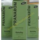 Aceite Esencial Katrafay Biológico (Cedrelopsis grevei) 10ml. PRANAROM