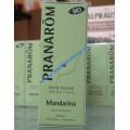 Aceite Esencial Mandarina Ecológico 10ml. (Citrus reticulata) PRANAROM