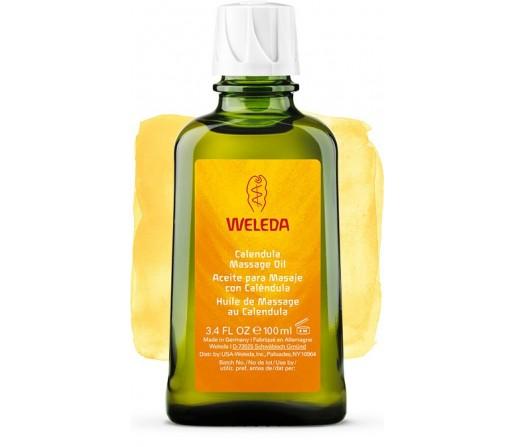 Aceite para Masaje con Caléndula pieles sensibles 100ml. WELEDA