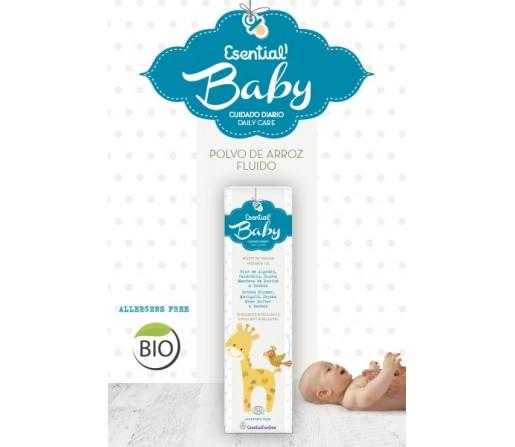 Aceite de Masaje Relajante baby Ecológico Bebe 100ml. ESENTIAL AROMS