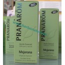 Aceite Esencial Mejorana Ecológico (Origanum majorana) 5ml. PRANAROM
