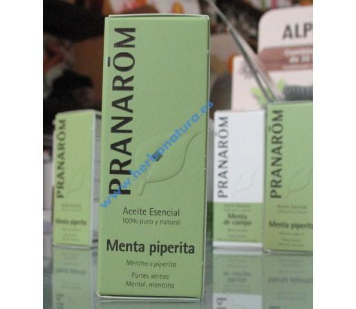 Aceite Esencial Menta Piperita Biológica (Mentha x piperita) 10ml. PRANAROM