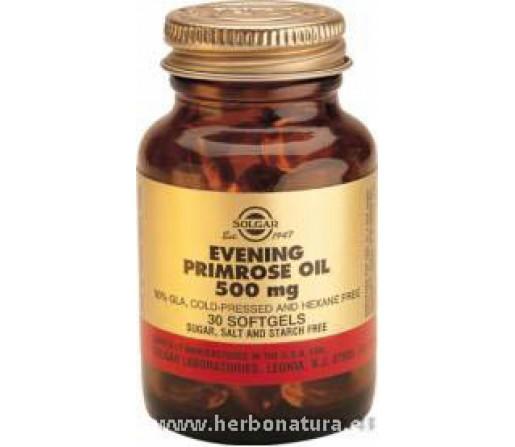 Aceite de Prímula de rosa 500 mg 180 Cápsulas blandas SOLGAR