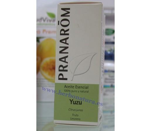 Aceite esencial Yuzu (Citrus junos) 5ml. PRANAROM