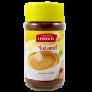 Achicoria Soluble, Sustituto del café (sin cafeína), con fibra. 200gr. LEROUX en Herbonatura.es