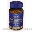 Acido Hialurónico con colágeno hidrolizado, MSM y vit C 60 comprimidos GSN en Herbonatura.es