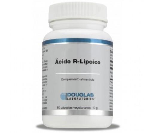Acido R- Lipoico 60 cápsulas DOUGLAS