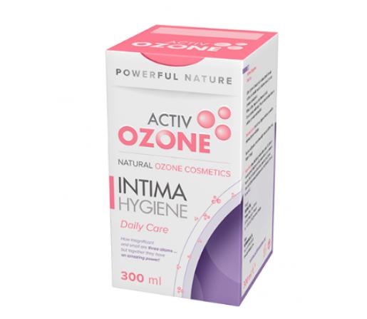 Activ Ozone Intima, Higiene intima 300ml. KEYBIOLOGICAL