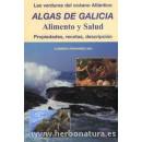 Algas de Galicia, alimento y salud, propiedades, recetas y descripción Libro, Clemente Fernández Sáa ALGAMAR en Herbonatura.es