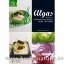 Algas, sabores marinos para cocinar Libro, Anne Brunner HISPANO EUROPEA en Herbonatura.es