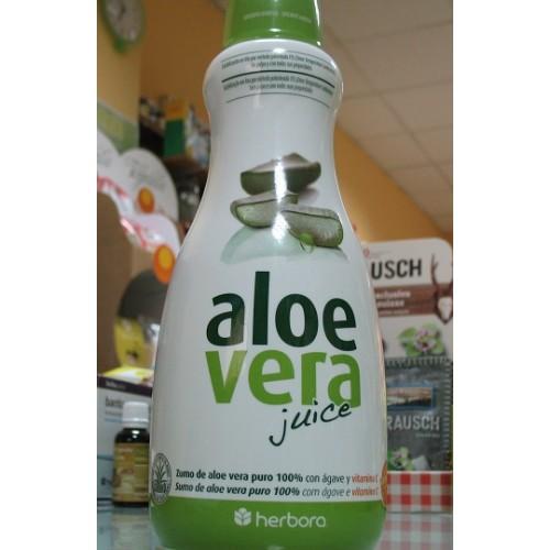 zumo aloe vera: