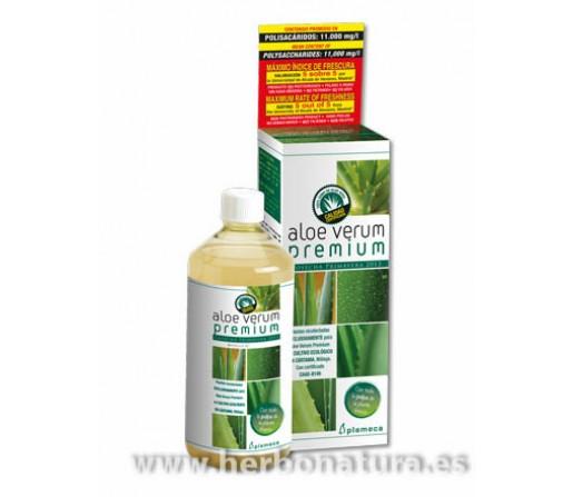 Aloe Verum Premium (Jugo de Aloe Vera) 1 litro PLAMECA
