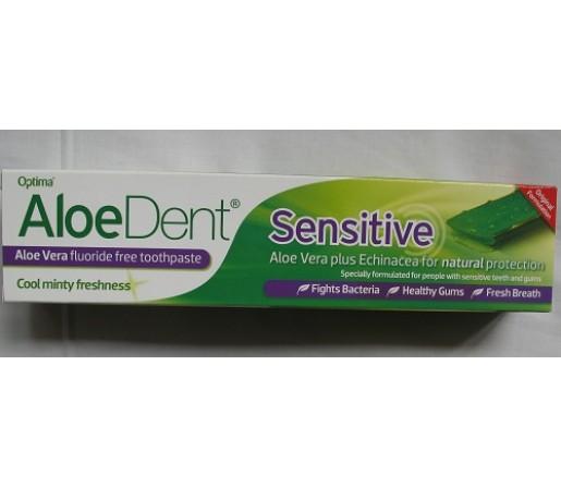 AloeDent dentífrico sensitive 100ml.