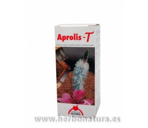 Aprolis T Jarabe 180ml. INTERSA