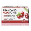 Arándano Rojo Forte 30 cápsulas NATYSAL en Herbonatura.es