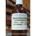 Aceite Esencial Arbol del Té (Melaleuca alternifolia) 100ml. PRANAROM