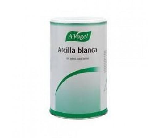 Arcilla Blanca, Apta para Uso Interno 400gr. A. Vogel BIOFORCE