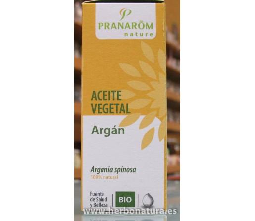 Aceite Argán Biológico (Argania spinosa) 50ml. PRANAROM