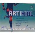 Artihial fórmula líquida 20 sobres MASTERDIET