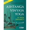 Ashtanga Vinyasa Yoga el yoga dinámico Libro, Alejandro Chiarella KIER en Herbonatura.es