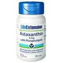 Astaxantina con Fosfolípidos 4 mg (Astaxanthin with phosholiids) 30 Perlas LIFEEXTENSION en Herbonatura.es