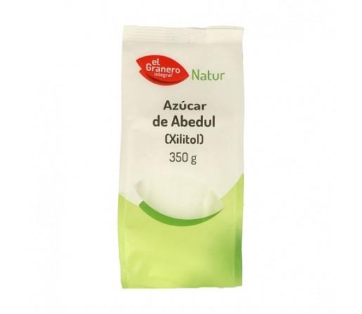 Azúcar de Abedul Xilitol Polvo Superalimento 350gr.  GRANERO INTEGRAL