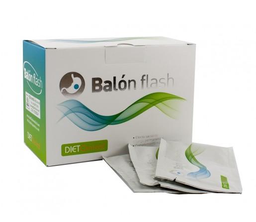 Balón Flash Saciante natural, potente y duradero 30 sobres DIETCLINICAL