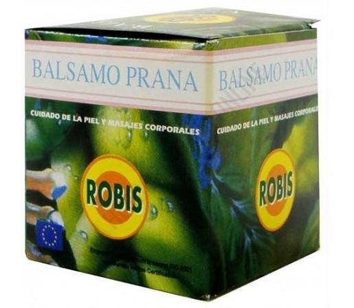 Bálsamo Prana (cuidado de la piel y masajes) 120ml. ROBIS