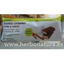 Barritas Saciantes Bodylínea (leche y canela) 35gr. HERBORA en Herbonatura.es