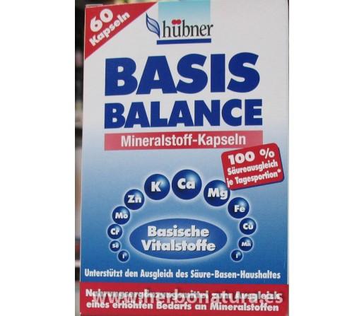 Basis Balance (Alcalinizante) 60 cápsulas LABORATORIOS DIMEFAR