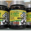 Optimal BCAA con Glutamina Sabor Limón o Piña Masa y reparación muscular 500gr. MEGA PLUS
