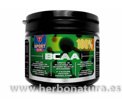 BCAA. Aminoácidos ramificados Puros 250gr. TEGOR SPORT