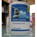 Bebida Alcalina con Sango, Zeolita y minerales alcalinos 300gr. RAAB VITALFOOD en Herbonatura.es