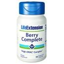 Berry Complete Antioxidante de Frutos rojas y Verduras 30 cápsulas LIFEEXTENSION en Herbonatura.es