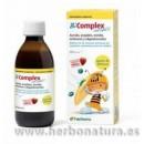 Bi Complex jarabe infantil propóleo, tomillo, equinacea ... Refuerza defensas 250ml. HERBORA en Herbonatura.es