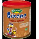 Biocao Cacao Soluble Biológico Sin Lactosa ni Gluten 400gr. NATURGREEN en Herbonatura.es