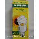 Bombilla Narva Biovital 20w (75w) en Herbonatura.es