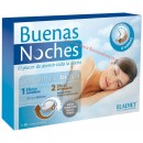 Buenas Noches, Melatonina, GABA, Valeriana, Pasiflora... 30 comprimidos ELADIET en Herbonatura.es