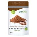 Cacao Powder, Polvo de Cacao Crudo, Ecológico 200gr. BIOTONA en Herbonatura.es