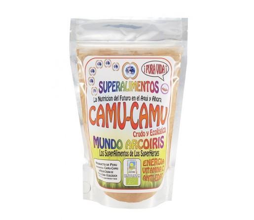 Camu Camu Crudo 100% Puro Biológico Polvo 50gr. SUPERALIMENTOS